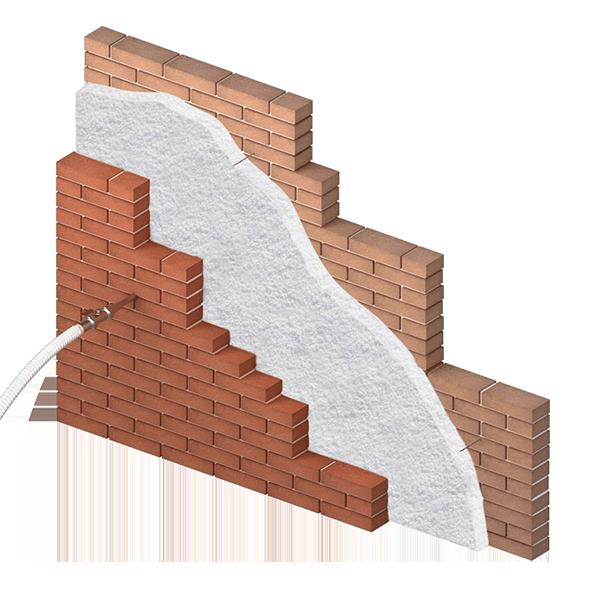 knauf cavity wall   KNAUF SUPAFIL Cavity Wall   IsolatieDeal