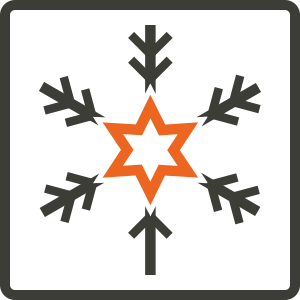 winter icon vierkant | Product | IsolatieDeal